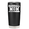 Baseball Mom Bat 20 oz Tumbler