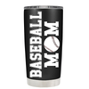 Mom Baseball 20 oz Tumbler