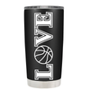 Love Basketball 20 oz Tumbler