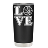 Basketball Love 20 oz Tumbler