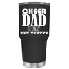 Cheer Dad I Pay She Cheers 30 oz Tumbler