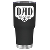 Dad Plaque 30 oz Tumbler