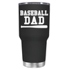 Baseball Dad 30 oz Tumbler
