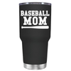 Baseball Mom Bat 30 oz Tumbler