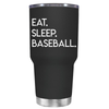 Eat Sleep Baseball 30 oz Tumbler