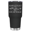 Hair Stylist Perform Shear Magic 30 oz Tumbler