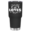 Just a Girl who Loves a Her Job 30 oz Tumbler