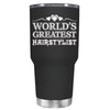 World's Greatest HairStylist 30 oz Tumbler