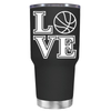 Basketball Love 30 oz Tumbler