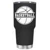 Basketball Ball 30 oz Tumbler