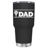 Golf Dad with Golf Ball 30 oz Tumbler
