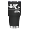 I'd Tap That Golf Ball 30 oz Tumbler