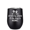 Its Not Drinking Along 12 oz Stemless Wine Tumbler
