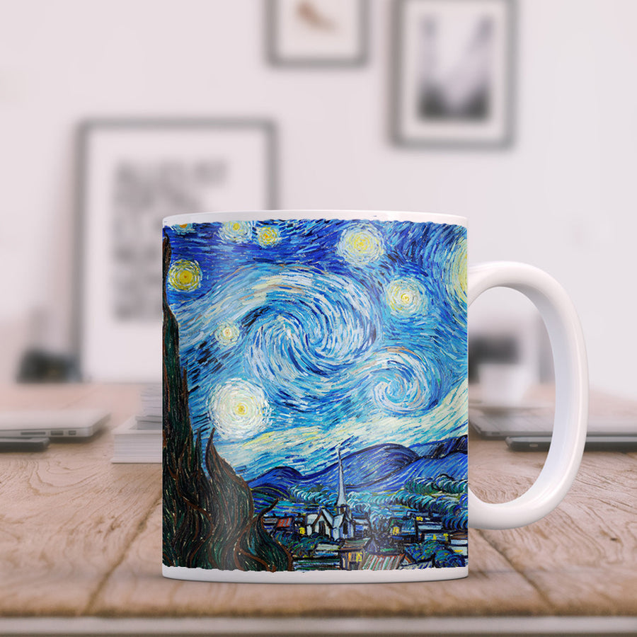 Van Gogh - Starry Night 11oz Coffee Mug