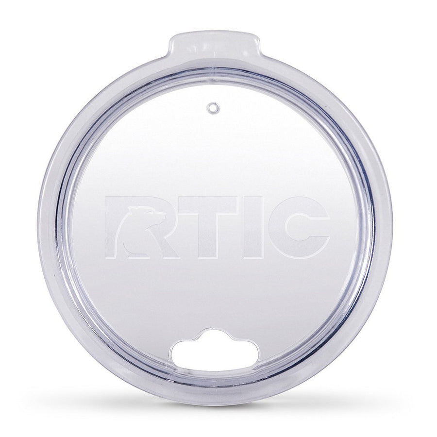 RTIC Snowman on White Gloss 30 oz Tumbler - TrekTumblers