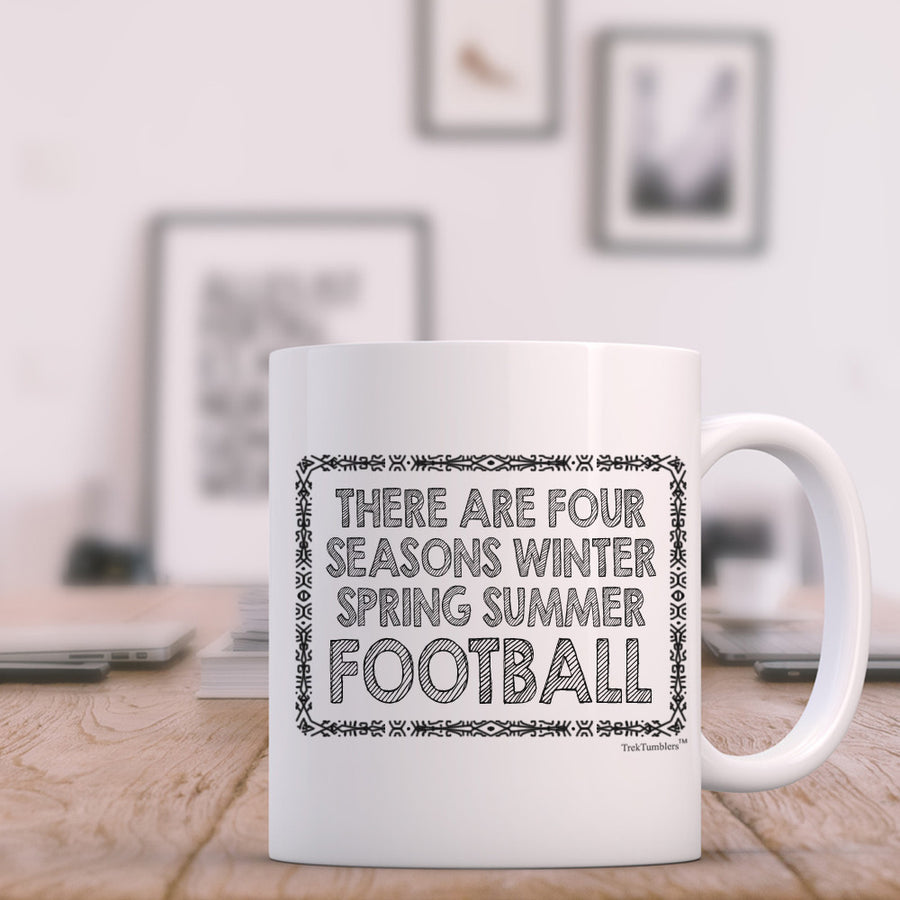 There are Four Season 11oz Coffee Mug