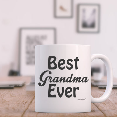 Best Grandmother Ever 11oz Coffee Mug