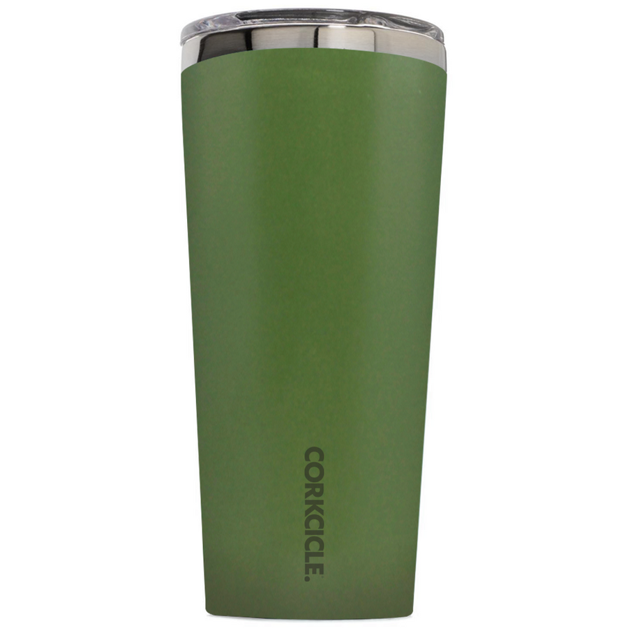 Corkcicle 24 oz Army Green Tumbler