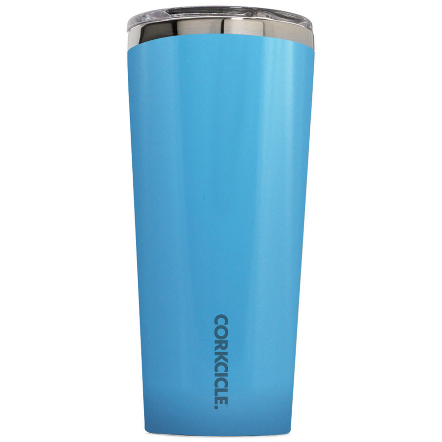 Corkcicle 24 oz Baby Powder Blue Gloss Tumbler