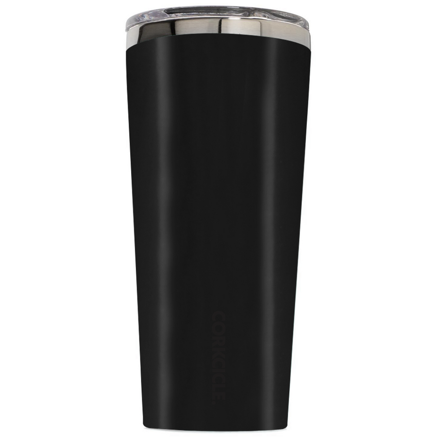 Corkcicle 24 oz Black Gloss Tumbler