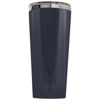 Corkcicle 24 oz Blue Gray Tumbler
