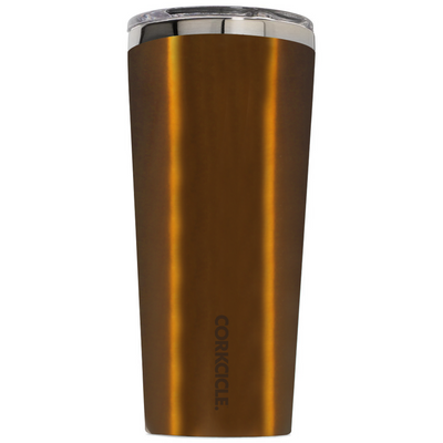 Corkcicle 24 oz Copper Translucent Tumbler