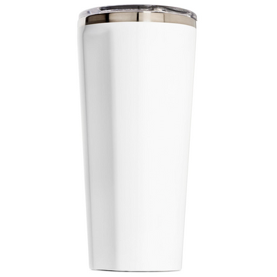 Corkcicle 24 oz Nurse Crazy Enough to Stab You on White Tumbler
