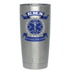 YETI 20 oz Call For Life Ribbon on Stainless Steel EMS Tumbler