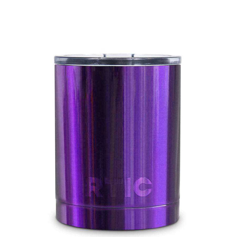 RTIC Purple Candy 10 oz Lowball - TrekTumblers