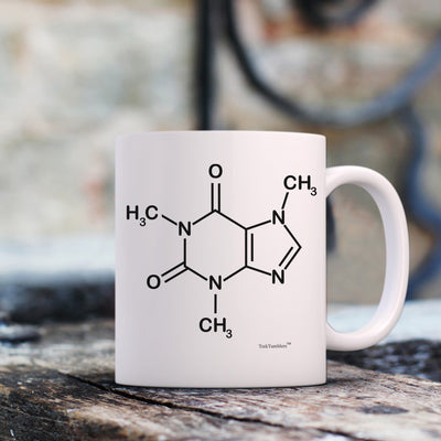 Coffee Molecule 11oz Coffee Mug