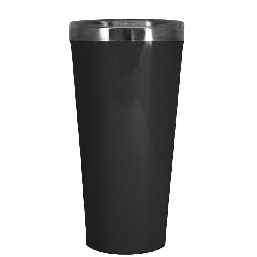 Corkcicle 16 oz Black Gloss Tumbler