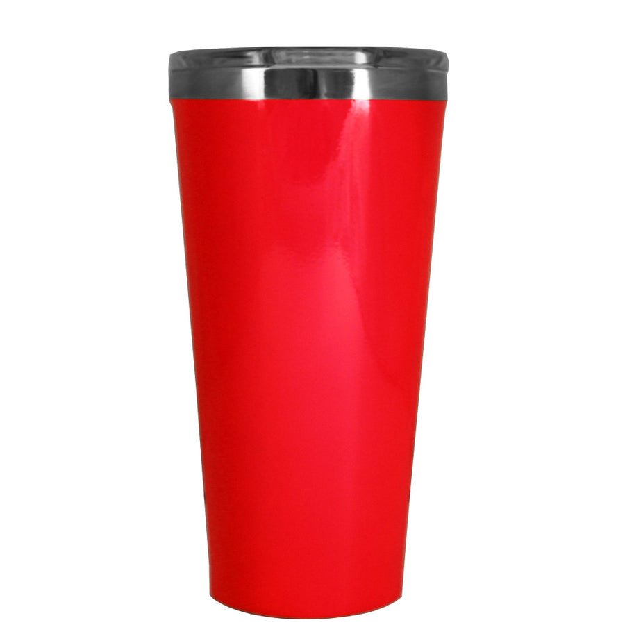 Corkcicle 16 oz Red Gloss Tumbler