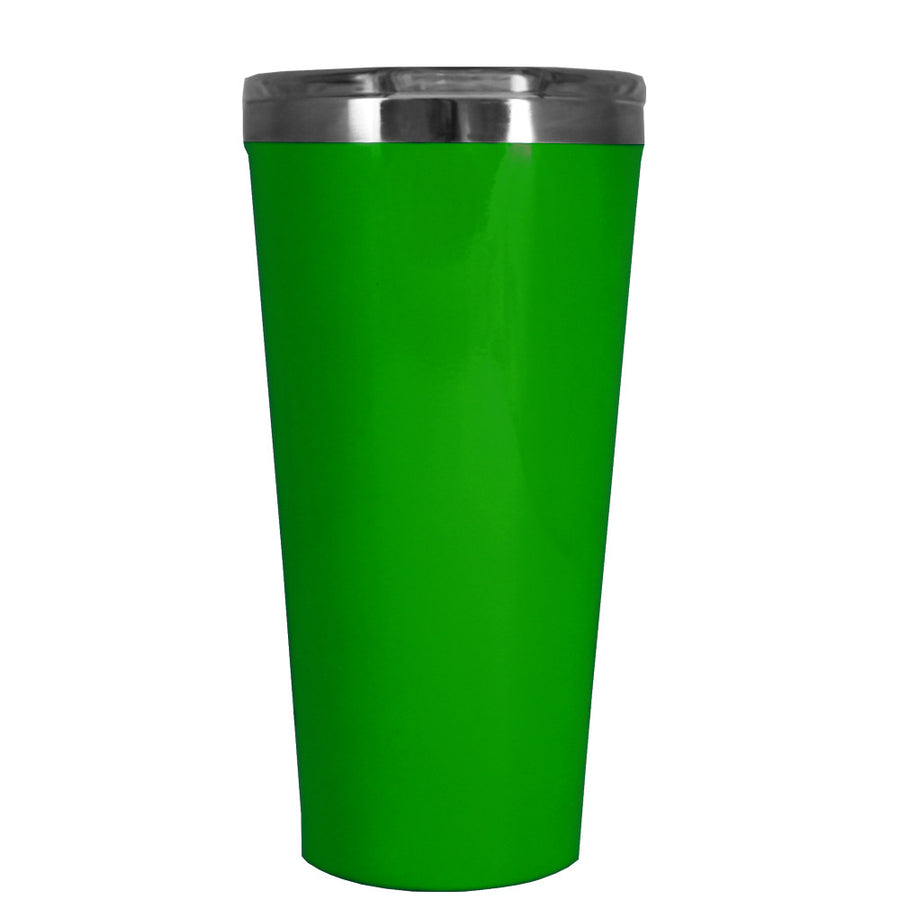 Corkcicle 16 oz Tractor Green Tumbler