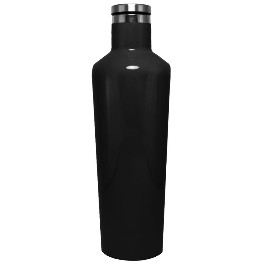 Corkcicle Black Gloss 25 oz Canteen