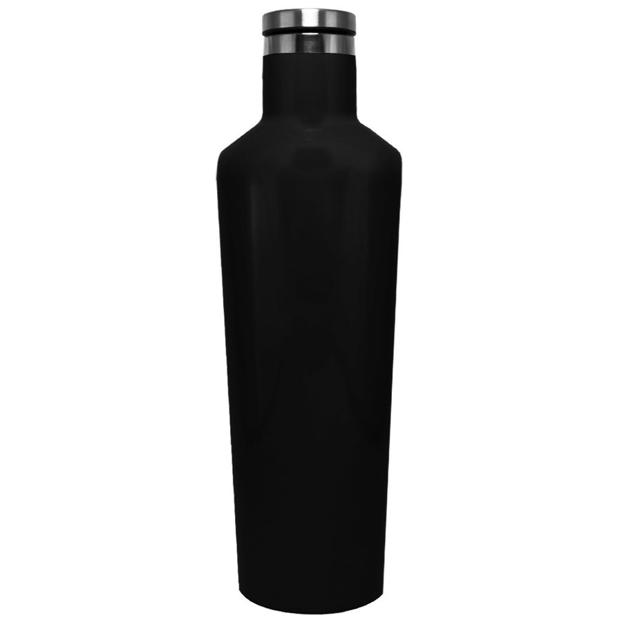 Corkcicle Black Matte 25 oz Canteen