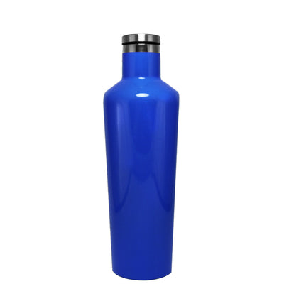 Corkcicle Blue Gloss 16 oz Canteen