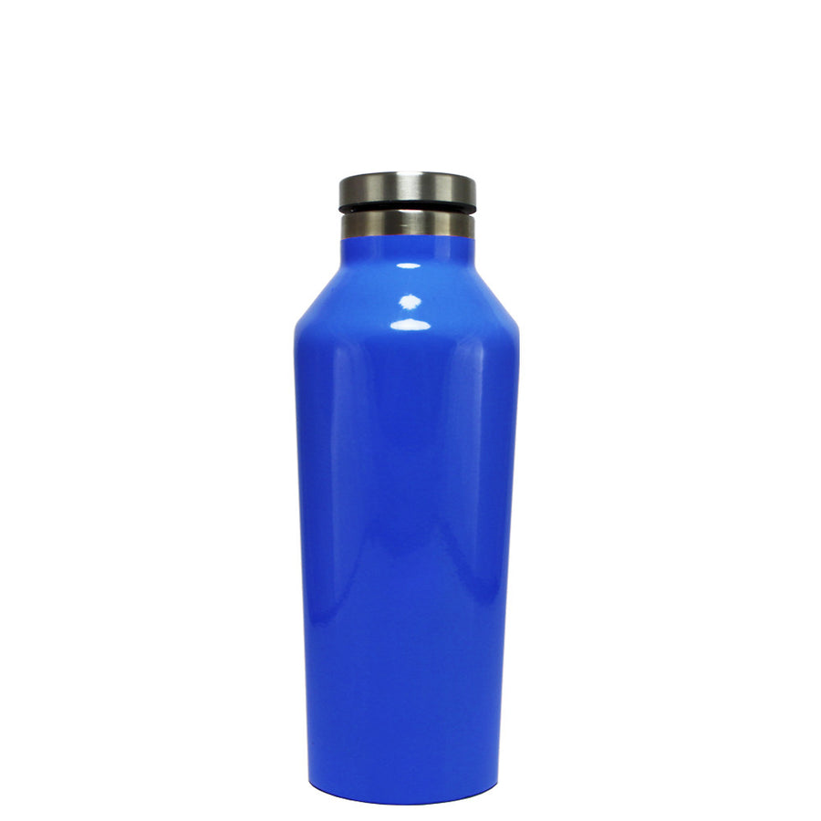 Corkcicle Blue Gloss 9 oz Canteen