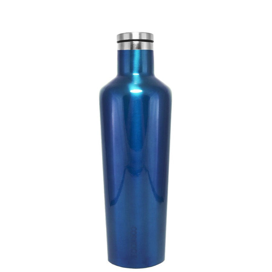 Corkcicle Blue Translucent 16 oz Canteen