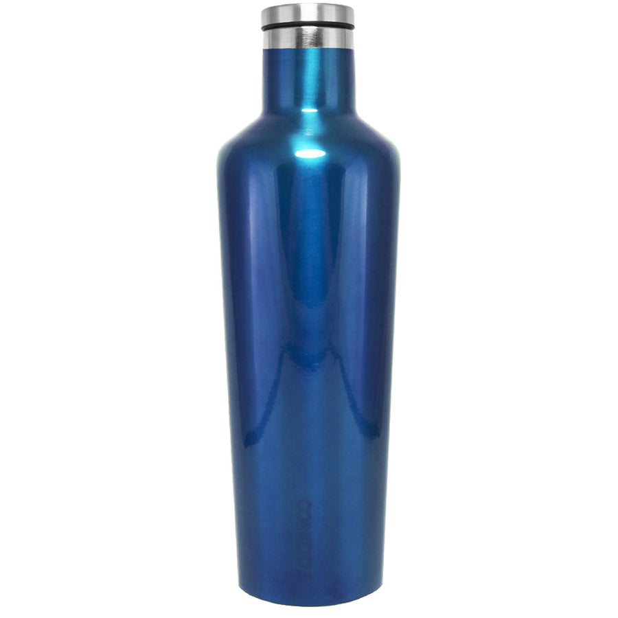 Corkcicle Blue Translucent 25 oz Canteen