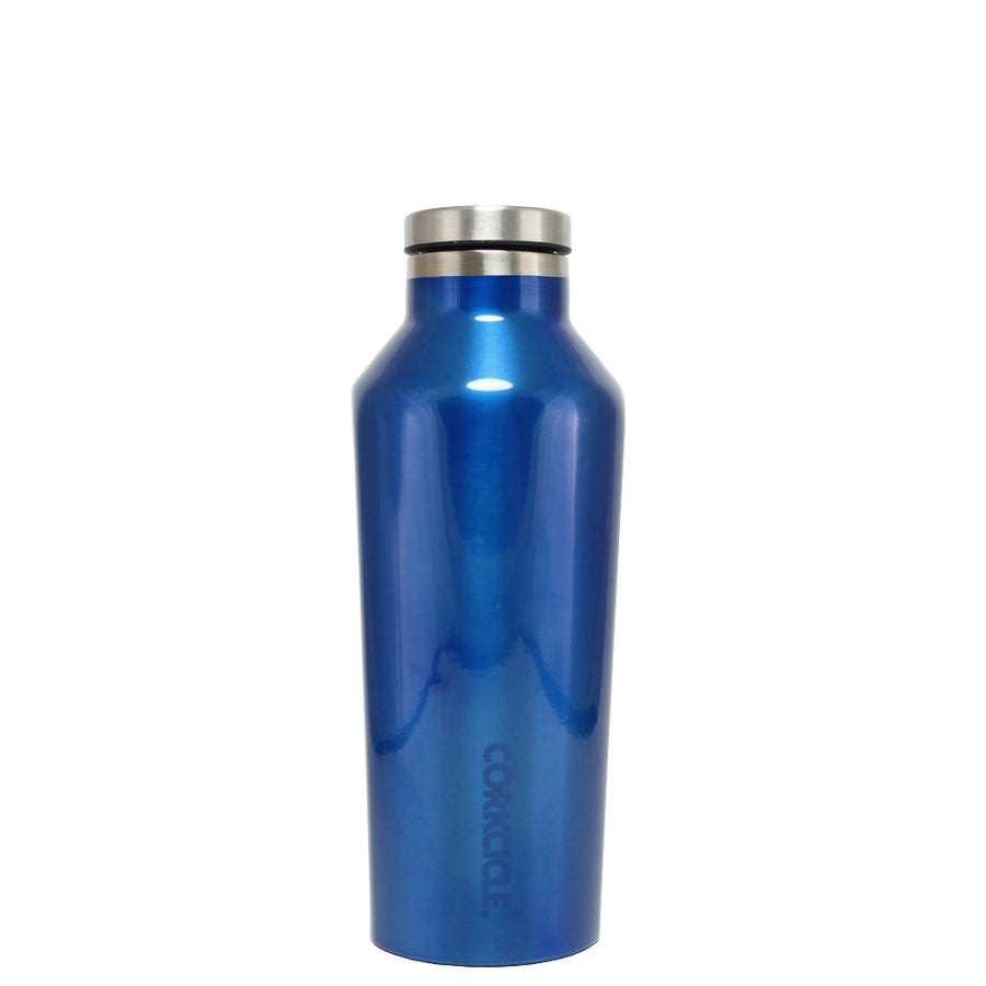 Corkcicle Blue Translucent 9 oz Canteen