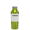 Corkcicle Candy Apple Green Translucent 9 oz Canteen