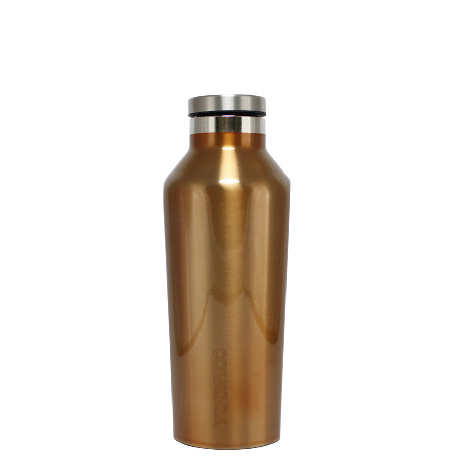 Corkcicle Copper Penny Translucent 9 oz Canteen