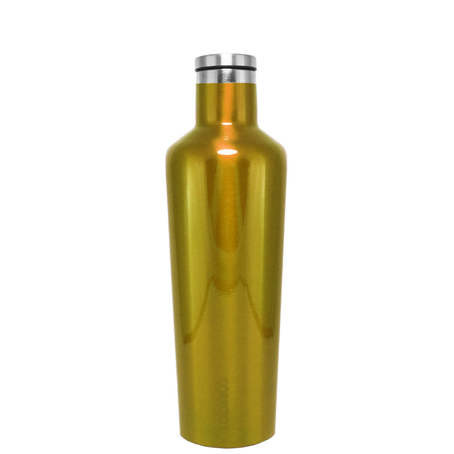 Corkcicle Gold Translucent 16 oz Canteen