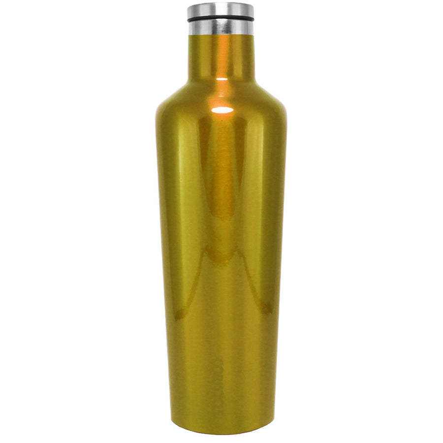 Corkcicle Gold Translucent 25 oz Canteen