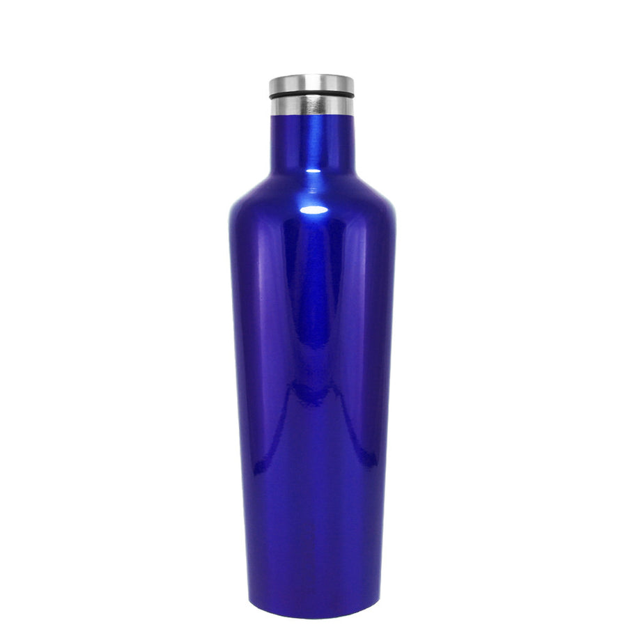 Corkcicle Intense Blue Translucent 16 oz Canteen