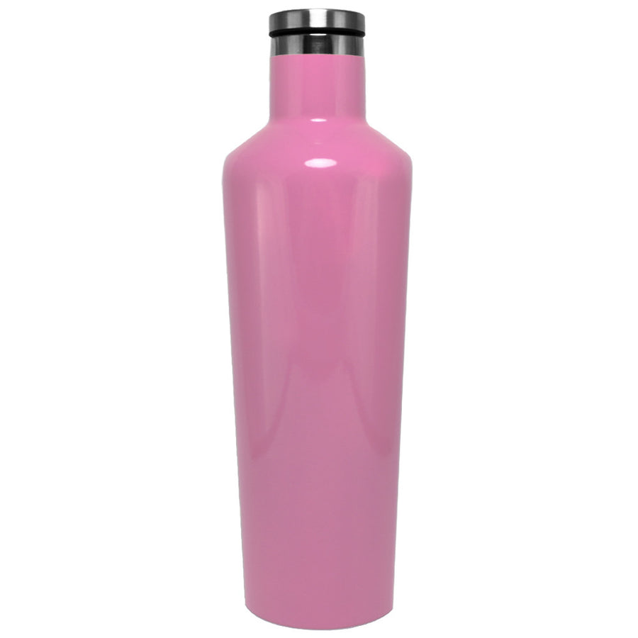 Corkcicle Pretty Pink Gloss 25 oz Canteen
