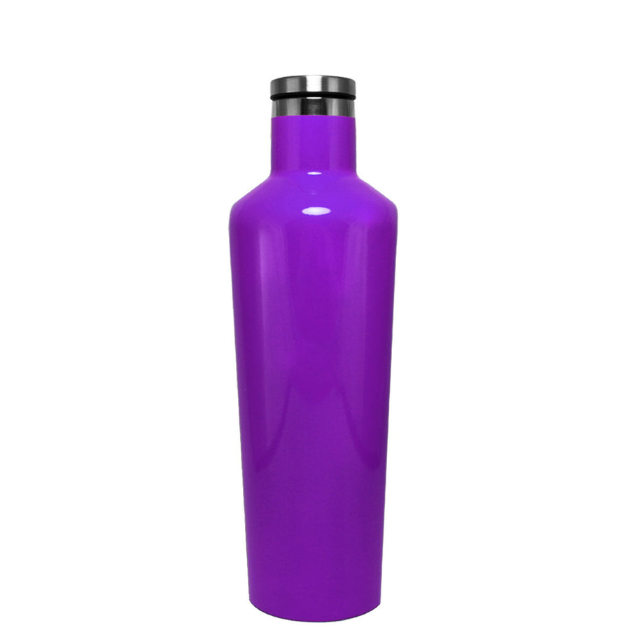 Corkcicle Purple Gloss 16 oz Canteen