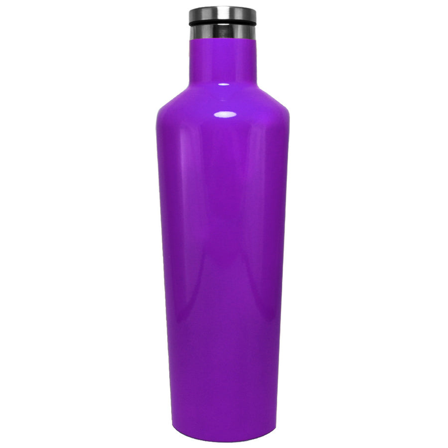 Corkcicle Purple Gloss 25 oz Canteen