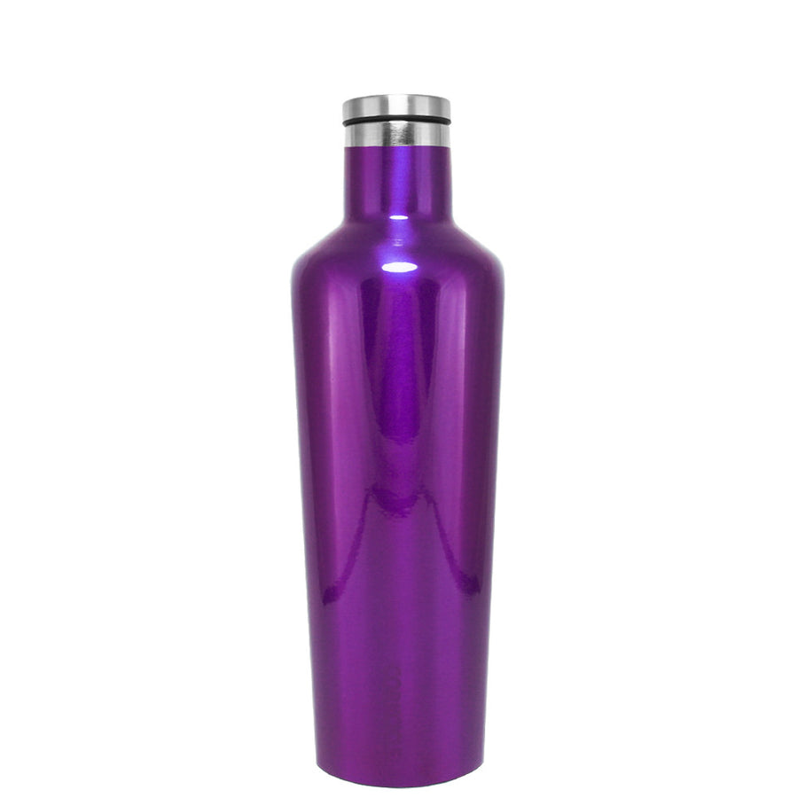 Corkcicle Purple Translucent 16 oz Canteen