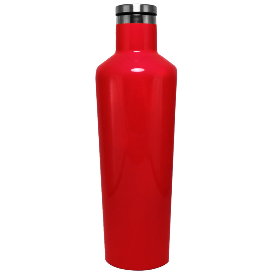 Corkcicle Red Gloss 25 oz Canteen